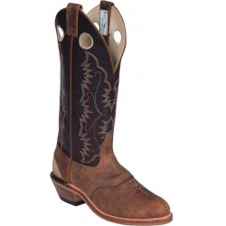 Tan Buffaloco/Barcelona Brown/Rawhide 6542 Canada West Brahma Buckaroos