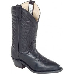 "Black Manchester 11"" 7622 Ladies Canada West Westerns"