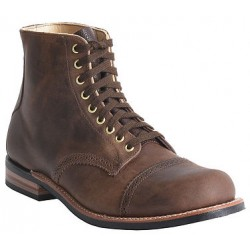 Men's WM. Moorby Footwear 2810 Alamo Tan