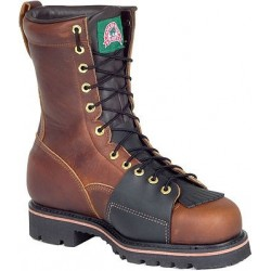 Canada West 34316 Steel-Toe Lace Work Boots CSA Grade 1