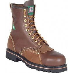 Canada West 34309 Steel-Toe Lace Work Boots CSA Grade 1