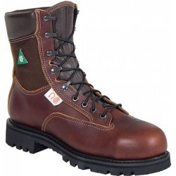 Canada West 34313 Waterproof Steel-Toe Lace Work Boots CSA Grade 1