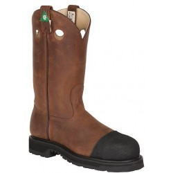 Canada West 5255 Steel-Toe Work Western Boots CSA Grade 1