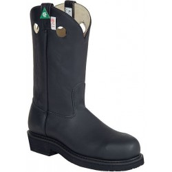 Canada West 5251 Steel-Toe Work Western Boots CSA Grade 1