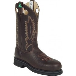Canada West 5249 Steel-Toe Work Western Boots CSA Grade 1