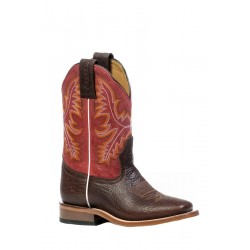 BOULET KIDS / YOUTH WESTERN BOOT IMPK1003 L-XL