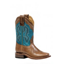BOULET KIDS /YOUTH WESTERN BOOT IMPK1002 L/XL