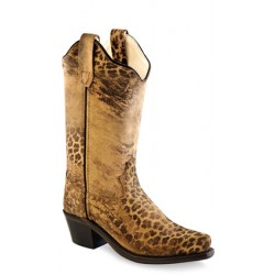 Old West CF8221 Childrens Fashion Western Boots