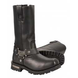 Milwaukee MBM9061WP Men's 11 Inch Waterproof Harness Square Toe Boot