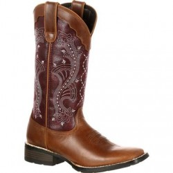 Durango DRD0133 Mustang Women's Pull-On Western Boot