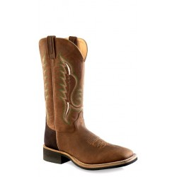 OLD WEST - Mens Broad Square Toe Boot BSM 1860