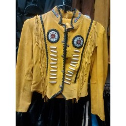 LADIES WESTERN JACKET -BFC-301