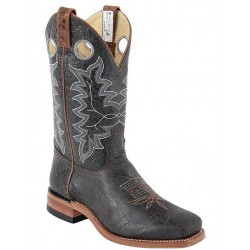 "Granite Everest 12"" 8202 Canada West Leather Sole Brahma Ranchman Ropers"
