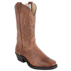"Men's Canada West Beirut Roble 12"" Westerns Style 5553"