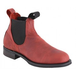 "Ladies' 6"" Sly Fox Red CANADA WEST® Romeos - 6778"