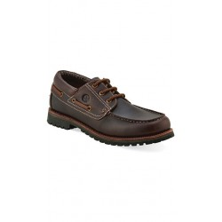 Old West OUTDOORS - 98106 Mens ELITE Oiled Rust Genuine Leather Outdoor Shoes with Rubber Outsole
