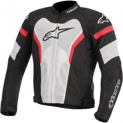 Alpinestars T-GP Pro Air Jacket Black/White/Red