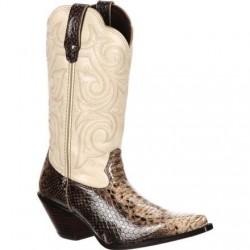 "Crush by Durango Women's RD018 11"" Western Scalloped Boot"