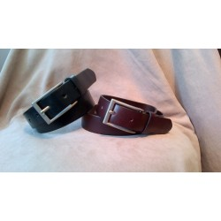 LEATHER BELT Narrow Dressey 5990