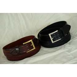 LEATHER BELT 620