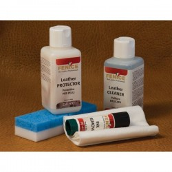 Fenice's Leather Care Kit with INK REMOVER