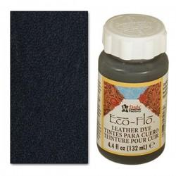 Eco-Flo Leather Dye-COAL BLACK