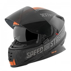 CRUISE MSSLE SS1600 M.BK/OR