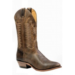 Boulet medium cowboy toe boot 1828