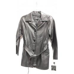 Ladies Lamb leather jacket TA652