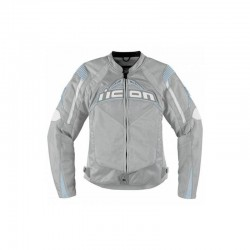 Icon Women's Contra jacket silver