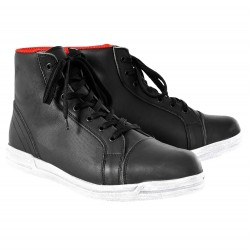 JERICHO Boots MEN Black /White OXFORD