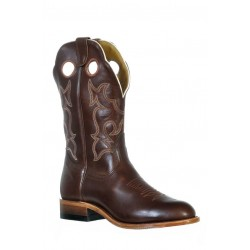 Boulet 9381 Ranch Hand Tan Round Toe Boots