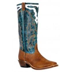 Boulet 9370 Faraon Turqueza Wide Square Toe Boots