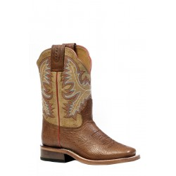Boulet KIDS / YOUTH WESTERN BOOT IMPK1008 L/XL
