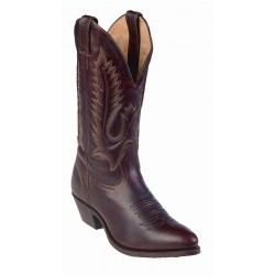 Boulet Medium cowboy toe boot 7032