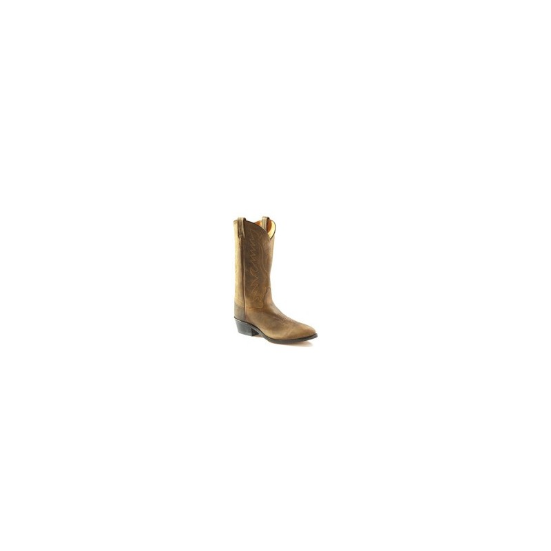 5b5059b6e30 OLD WEST - Mens Apache Western Boots OW2051