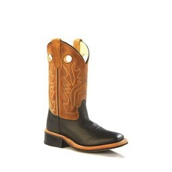 Broad Square Toe Youth BSY1810G