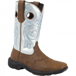 DURANGO WOMEN'S REBELICIOUS WESTERN BOOT - White