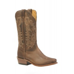 "Boulet Ladies 13"" Selvaggio Wood Cutter Toe Boot 3166"