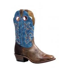 Boulet Mens Vintage square Toe Boot 4736