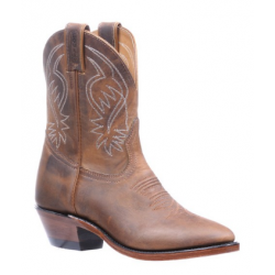 "Boulet 8"" Ladies HillBilly Golden Medium Cowboy toe boot 5183"