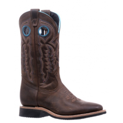 Ladies Extralite HillBilly Golden wide square toe boot 5202