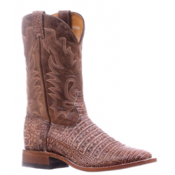 Boulet Mens Caiman Wide square toe boot 5519