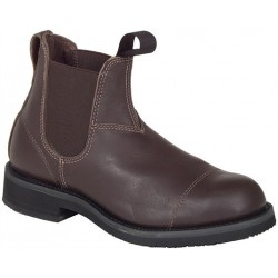 "Men`s CANADA WEST® Romeos - 14331 6"" Walnut Loggertan"