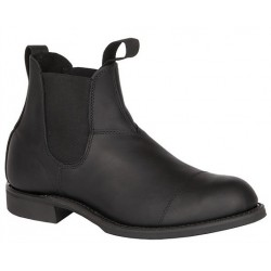"Men`s CANADA WEST® Romeos - 14333 6"" Black Loggertan"