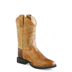 Old West youth CW2513Y Comfort Wear Western Boots