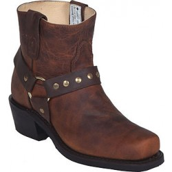 "Tobacco Kodiak 6"" 3046 Ladies Canada West Bikers"