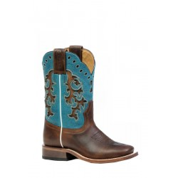 Boulet KIDS / YOUTH WESTERN BOOT IMPK1001 L/XL
