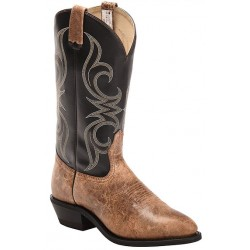 Men's Ponto Birch/Black 6976 Canada West Bullriders