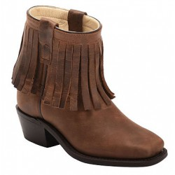 "Alamo Tan 6"" Ladies' Canada West Westerns"